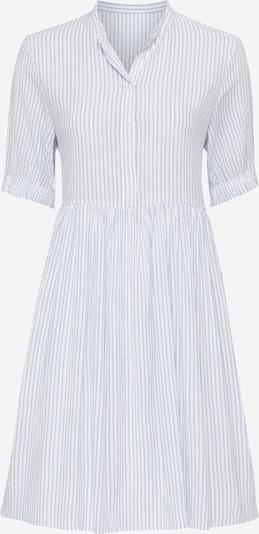 Soft Rebels Kleid 'Allysia' in rauchblau / weiß, Produktansicht