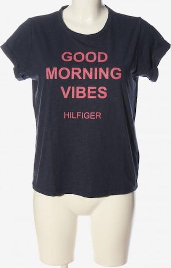 TOMMY HILFIGER T-Shirt in S in pink / schwarz, Produktansicht