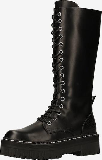 Dockers by Gerli Schnürstiefel in schwarz, Produktansicht