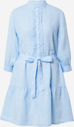 120% Lino Shirt dress in Light blue, Item view
