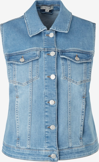 comma casual identity Vest in Blue, Item view