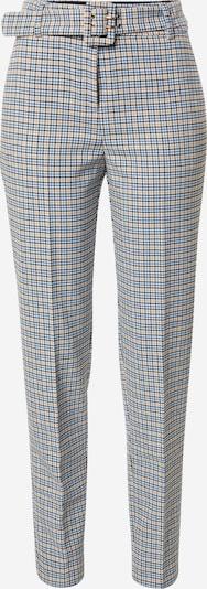 Esprit Collection Hose in creme / pastellblau / hellorange / schwarz, Produktansicht