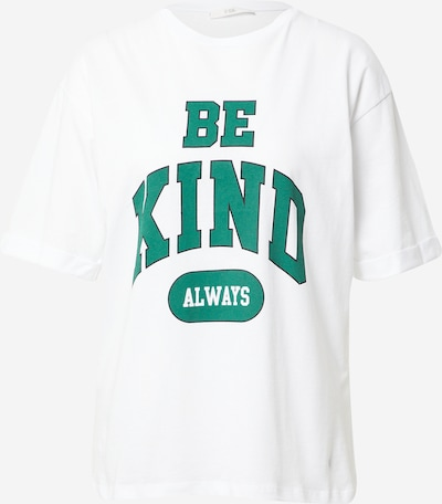 DeFacto Majica u tamno plava / zelena / bijela, Pregled proizvoda