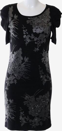Oasis Strickkleid in M in schwarz / silber, Produktansicht