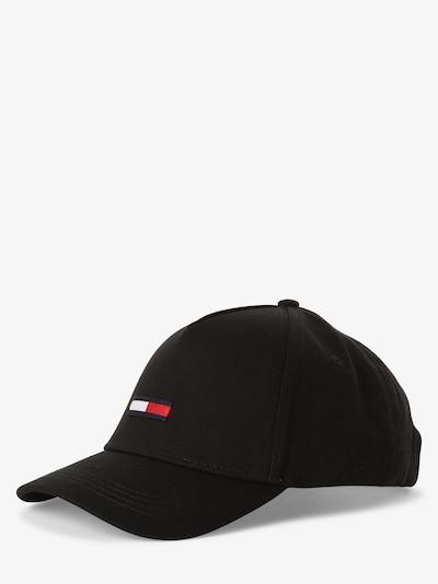 Cappello da baseball Tommy Jeans di colore blu scuro / rosso / nero / bianco, Visualizzazione prodotti
