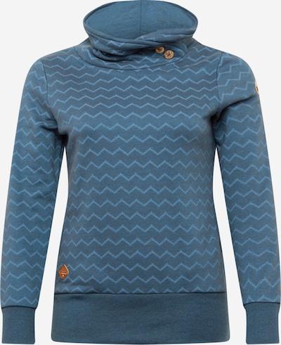 Ragwear Plus Sudadera en navy / azul ahumado, Vista del producto