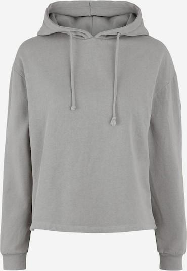 PIECES Sweat-shirt en gris clair, Vue avec produit