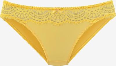 Slip LASCANA pe galben citron, Vizualizare produs
