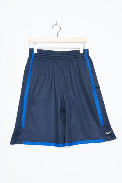 NIKE Sporthose in 34 in dunkelblau, Produktansicht