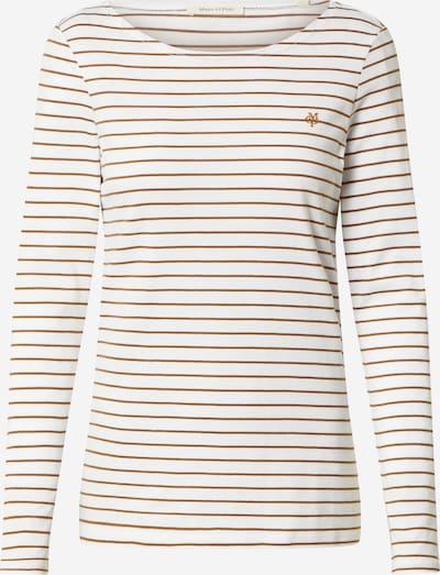 Marc O'Polo Shirt in de kleur Camel / Bruin, Productweergave