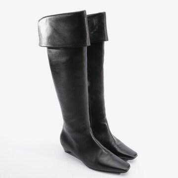 Dior Stiefel in 37,5 in Schwarz
