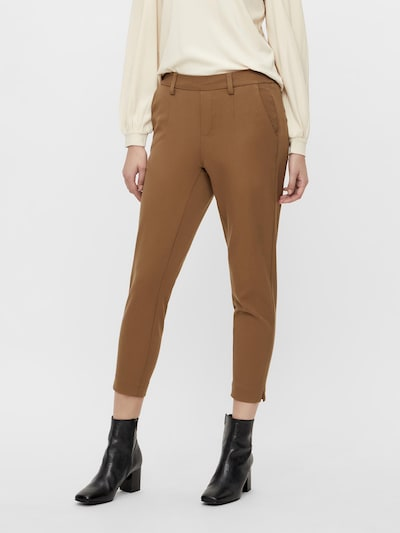 OBJECT Hose 'Lisa' in braun, Modelansicht