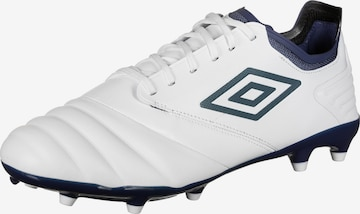 Chaussure de foot UMBRO en blanc