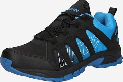 HI-TEC Lage schoen 'WARRIOR I' in de kleur Lichtblauw / Zwart / Wit, Productweergave