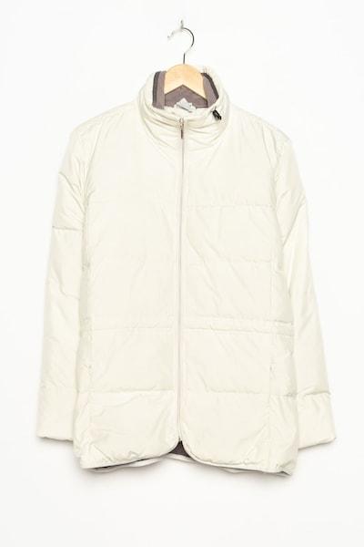 ADIDAS Daunenjacke in S-M in weiß, Produktansicht