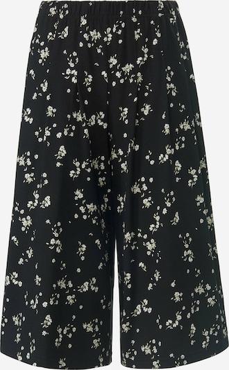 Green Cotton Hose in gelb / schwarz, Produktansicht