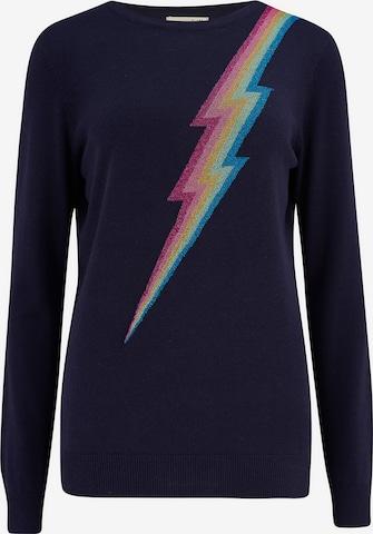 Sugarhill Brighton Sweater 'Rita' in Blue
