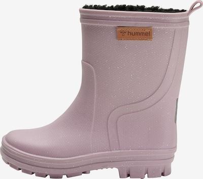 Hummel Regenlaarzen in de kleur Pink, Productweergave