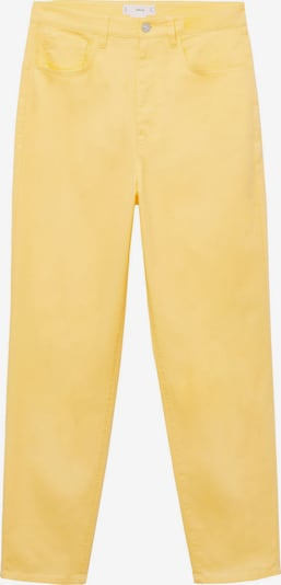 MANGO Pants 'FIVES' in Yellow, Item view