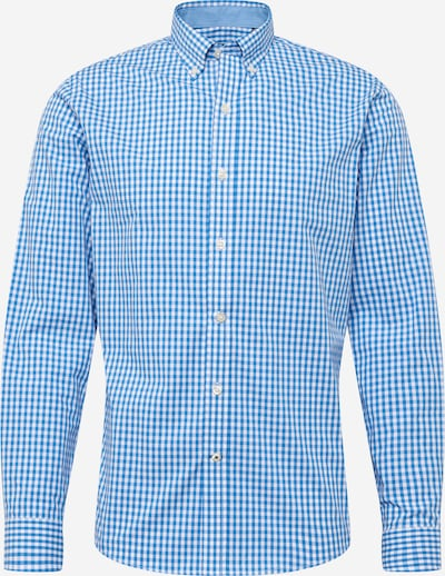 IZOD Společenská košile 'GINGHAM' - světlemodrá / bílá, Produkt