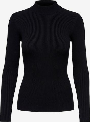 juoda JDY Megztinis 'New Maryan'