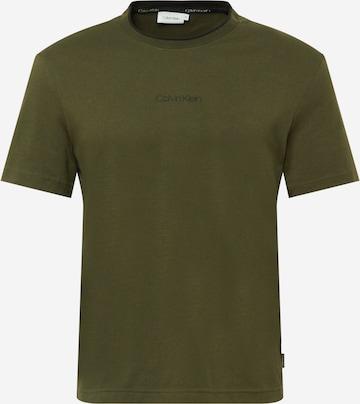 Calvin Klein Shirt in Green