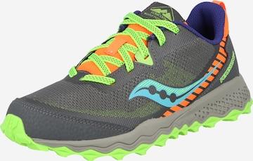 saucony Sports shoe 'Peregrine' in Grey