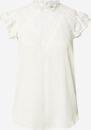 River Island Chemisier 'Victoriana' en blanc, Vue avec produit