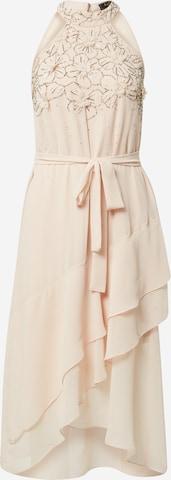 Lipsy Cocktail Dress 'ALINE' in Beige