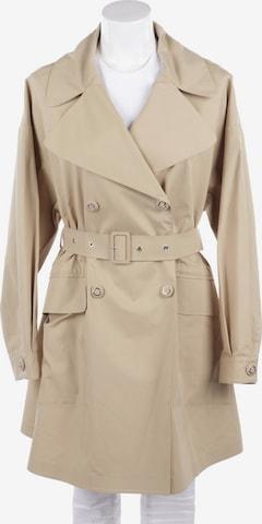 MONCLER Jacket & Coat in L in White