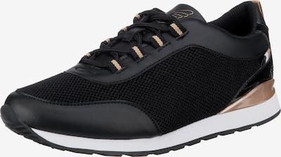 Lynfield Sneaker in gold / schwarz, Produktansicht
