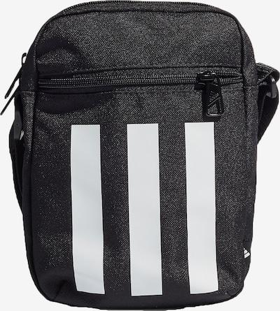 ADIDAS PERFORMANCE Спортна чанта в черно / бяло, Преглед на продукта