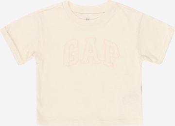T-Shirt GAP en blanc