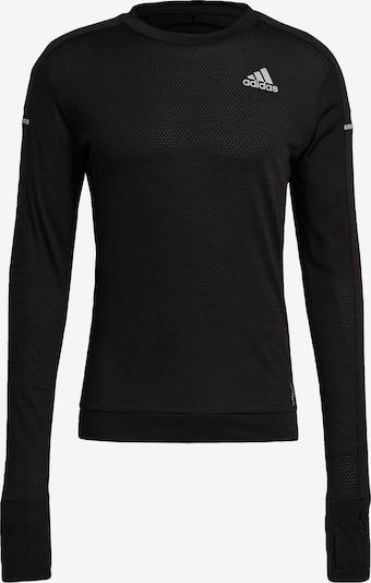 ADIDAS PERFORMANCE Funktionsshirt in schwarz / silber, Produktansicht