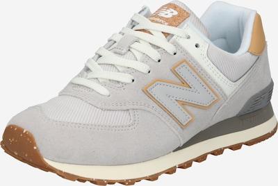 new balance Platform trainers in Light brown / Light grey / Dark grey / White, Item view