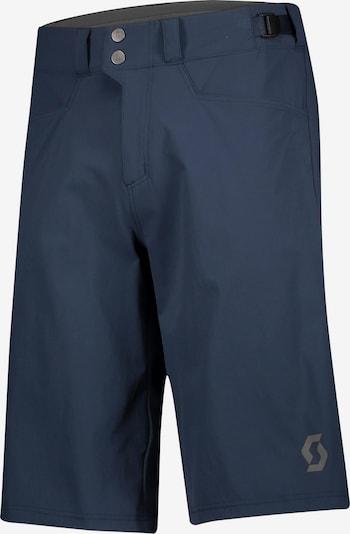 SCOTT Shorts 'Trail Flow' in navy / grau, Produktansicht