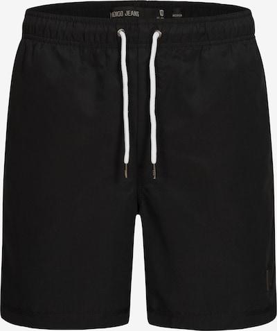 INDICODE JEANS Zwemshorts in de kleur Zwart, Productweergave