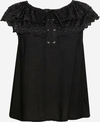 SHEEGO Blouse in Black, Item view