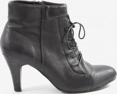 Bianco Reißverschluss-Stiefeletten in 39 in schwarz, Produktansicht