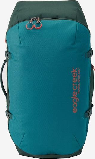EAGLE CREEK Rucksack in grün / petrol / orange, Produktansicht
