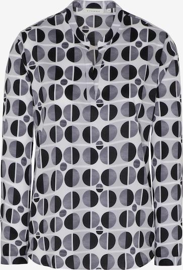ETERNA Bluse in grau, Produktansicht