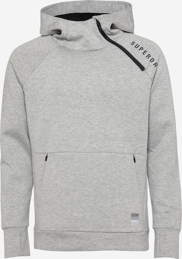 Superdry Sportsweatshirt in de kleur Grijs, Productweergave