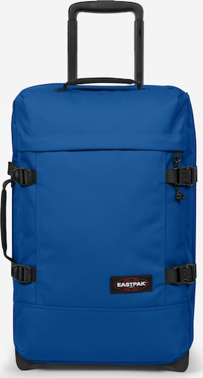 EASTPAK Trolley in blau: Frontalansicht