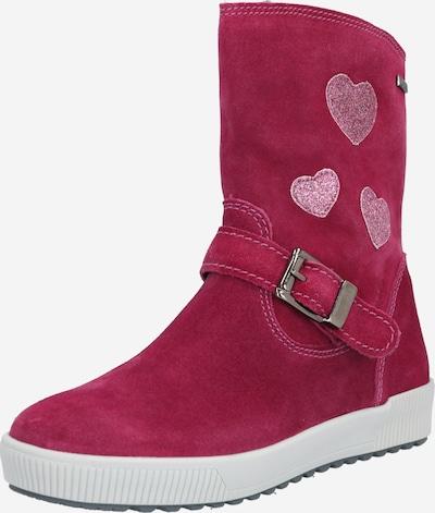 RICHTER Stiefel in pflaume / rosa, Produktansicht