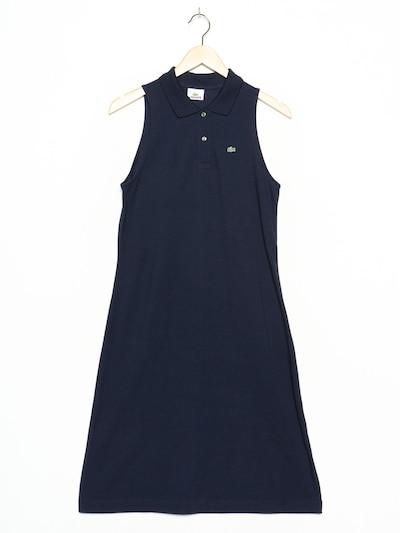LACOSTE Kleid in XS-S in nachtblau, Produktansicht