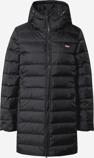 LEVI'S Manteau d'hiver en bleu nuit / rouge / noir / blanc, Vue avec produit