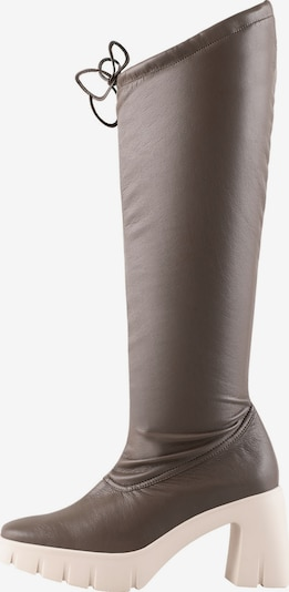 Högl Boots in Taupe, Item view