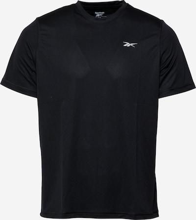 REEBOK Funkční tričko - černá, Produkt