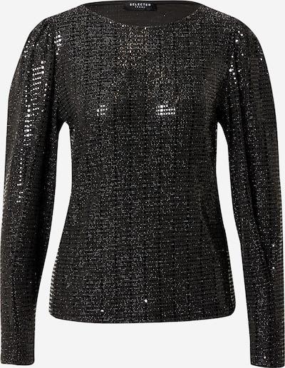SELECTED FEMME Shirt 'Sandra' in schwarz, Produktansicht
