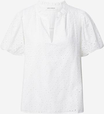 Bluză de la Sofie Schnoor pe alb
